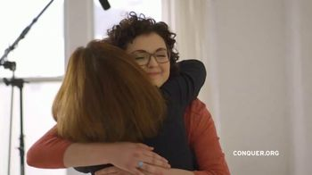 Conquer Cancer Foundation TV Spot, 'Breakthroughs Save Lives' - Thumbnail 9