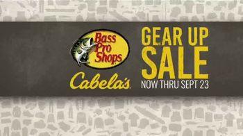 Bass Pro Shops Gear Up Sale TV Spot, 'Gear Bag, Hoodie and GPS' - Thumbnail 1