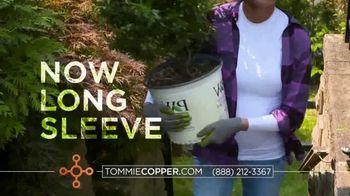 Tommie Copper Pro-Grade Shoulder Support Shirt TV Spot, 'Got Your Back'