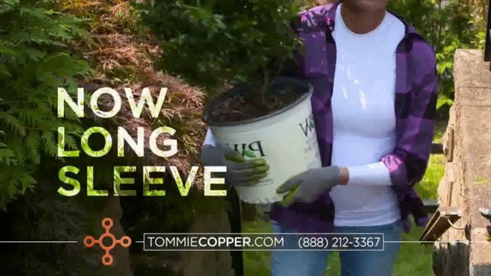 Tommie Copper Pro-Grade Shoulder Support Shirt TV Commercial, 'Got Your Back'