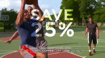 Tommie Copper Pro-Grade Shoulder Support Shirt TV Spot, 'Got Your Back' - Thumbnail 10