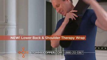 Tommie Copper Pro-Grade Shoulder Support Shirt TV Spot, 'Got Your Back' - Thumbnail 9