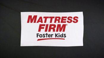 Mattress Firm Foster Kids TV Spot 'Shoe Drive' Featuring Simone Biles - Thumbnail 1