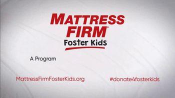 Mattress Firm Foster Kids TV Spot 'Shoe Drive' Featuring Simone Biles - Thumbnail 8