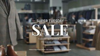 JoS. A. Bank Super Tuesday Sale TV Spot, 'Dress Shirts & Suits' - Thumbnail 8