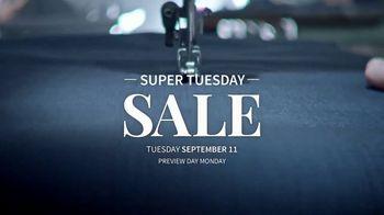 JoS. A. Bank Super Tuesday Sale TV Spot, 'Dress Shirts & Suits' - Thumbnail 2