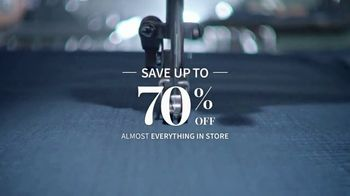 JoS. A. Bank Super Tuesday Sale TV Spot, 'Dress Shirts & Suits' - Thumbnail 3