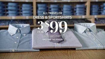JoS. A. Bank Super Tuesday Sale TV Spot, 'Dress Shirts & Suits' - Thumbnail 5