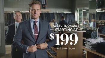 JoS. A. Bank Super Tuesday Sale TV Spot, 'Dress Shirts & Suits' - Thumbnail 6
