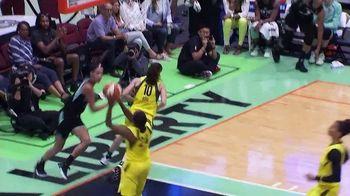 YouTube TV TV Spot, 'Same But Different: WNBA' - Thumbnail 3