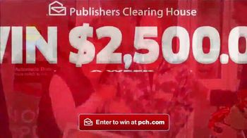 Publishers Clearing House TV Spot, '$2,500 a Week Forever: Happening' - Thumbnail 2