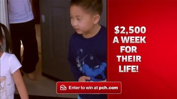 Publishers Clearing House TV Spot, '$2,500 a Week Forever: Happening' - Thumbnail 6