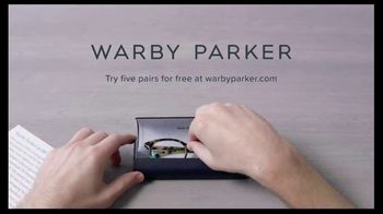 Warby Parker TV Spot, 'Hinge Test' - Thumbnail 8