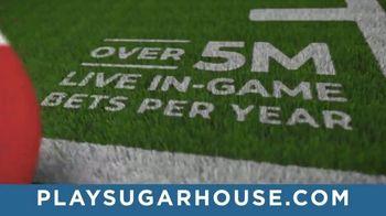 SugarHouse TV Spot, 'Earn Rewards Every Bet'