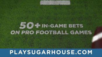 SugarHouse TV Spot, 'Earn Rewards Every Bet' - Thumbnail 4
