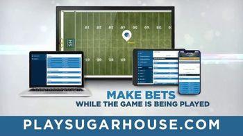 SugarHouse TV Spot, 'Earn Rewards Every Bet' - Thumbnail 5
