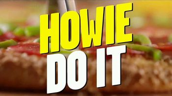 Hungry Howie's 45-Cent Large 1-Topping Pizza TV Spot, 'Howie Do It'