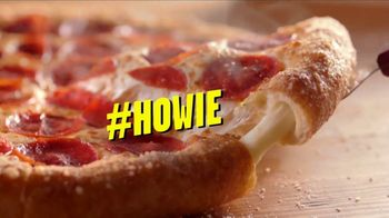 Hungry Howie's 45-Cent Large 1-Topping Pizza TV Spot, 'Howie Do It' - Thumbnail 3