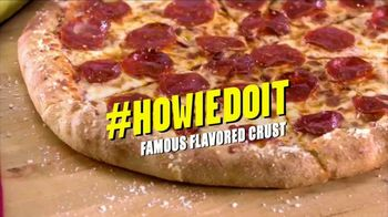 Hungry Howie's 45-Cent Large 1-Topping Pizza TV Spot, 'Howie Do It' - Thumbnail 6