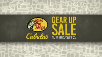 Bass Pro Shops Gear Up Sale TV Spot, 'Logo Caps, Crocs and Game Camera' - Thumbnail 2