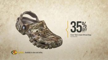 Bass Pro Shops Gear Up Sale TV Spot, 'Logo Caps, Crocs and Game Camera' - Thumbnail 5