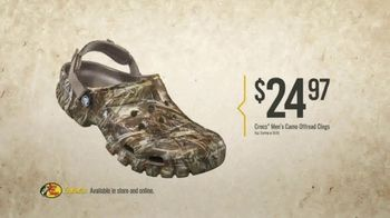 Bass Pro Shops Gear Up Sale TV Spot, 'Logo Caps, Crocs and Game Camera' - Thumbnail 6