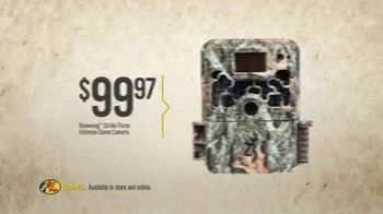 Bass Pro Shops Gear Up Sale TV Spot, 'Logo Caps, Crocs and Game Camera' - Thumbnail 7
