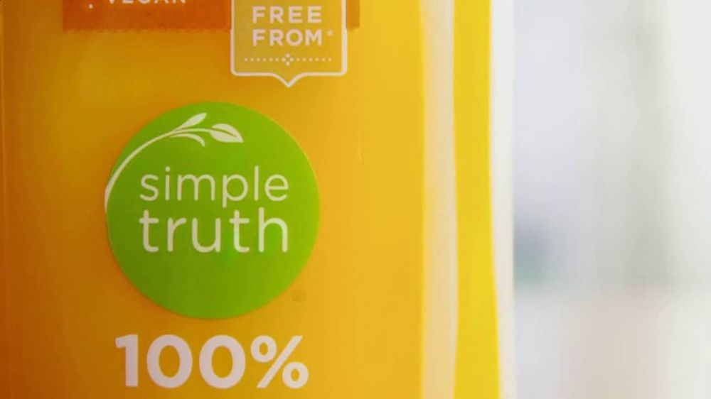 Simple Truth TV Commercial, 'What's in Our Food'