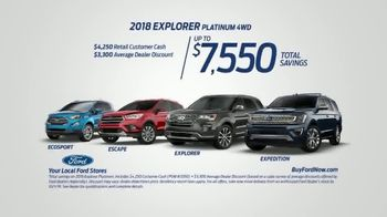Ford TV Spot, 'Expect the Unexpected' [T2] - Thumbnail 9