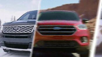 Ford TV Spot, 'Expect the Unexpected' [T2] - Thumbnail 7
