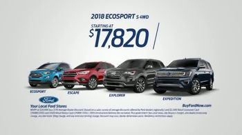 Ford TV Spot, 'Expect the Unexpected' [T2] - Thumbnail 8