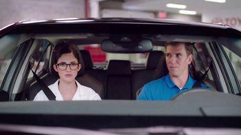 2018 Toyota Camry TV Spot, 'Blimp' Featuring Eli Manning [T2] - Thumbnail 5