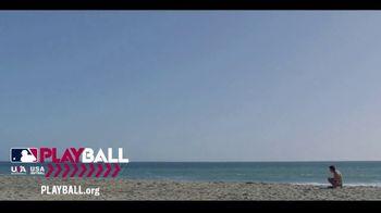 Major League Baseball TV Spot, 'Play Ball: Beach Catch' - Thumbnail 10
