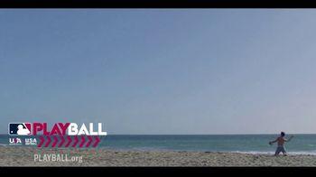 Major League Baseball TV Spot, 'Play Ball: Beach Catch' - Thumbnail 9