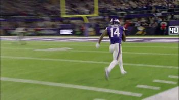 Pizza Hut TV Spot, 'Home Wins of the Week: Vikings' - 7 commercial airings