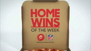 Pizza Hut TV Spot, 'Home Wins of the Week: Vikings' - Thumbnail 9