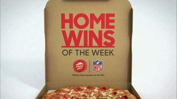 Pizza Hut TV Spot, 'Home Wins of the Week: Vikings' - Thumbnail 2