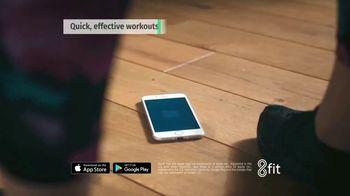 8fit App TV Spot, 'Comfortable and Confident' - Thumbnail 2