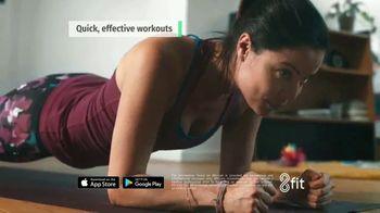 8fit App TV Spot, 'Comfortable and Confident' - Thumbnail 5
