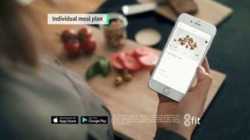 8fit App TV Spot, 'Comfortable and Confident' - Thumbnail 6