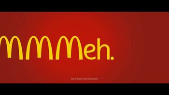 Subway TV Spot, 'Meh… Stuck in a Burger Routine?' Song by Fats Domino