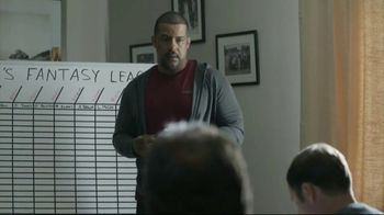 Snickers NFL Hunger Bars TV Spot, 'Number One Fantasy' - Thumbnail 7