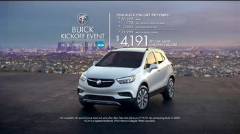 Buick Kickoff Event TV Spot, 'Mistaken Identity: NCAA' Song by Matt and Kim [T2] - Thumbnail 8
