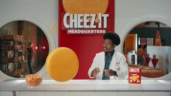 Cheez-It TV Spot, 'It's Not Just About Cheese' - Thumbnail 5