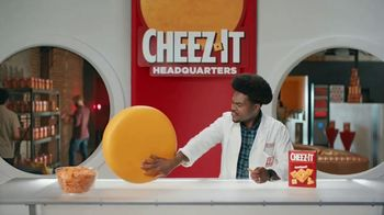 Cheez-It TV Spot, \'It\'s Not Just About Cheese\'