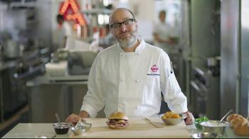Arby's Core Sandwiches TV Spot, 'Looks Are Everything' Ft. H. Jon Benjamin - Thumbnail 6