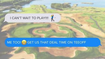 TeeOff.com TV Spot, 'Exclusive Deal Time' - Thumbnail 4