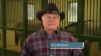 ACR Simple Tasks TV Spot, 'Take the Pledge to Live Well' Featuring Terry Bradshaw