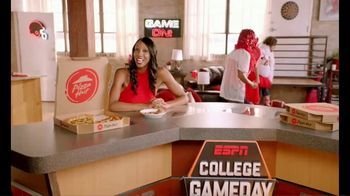 Pizza Hut TV Spot, 'ESPN: Team Colors' Featuring Maria Taylor - Thumbnail 1