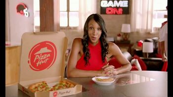 Pizza Hut TV Spot, 'ESPN: Team Colors' Featuring Maria Taylor - Thumbnail 8